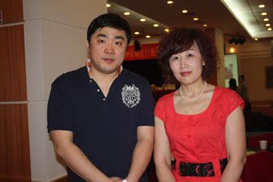 北京京城邂逅董事长乔丹 大成婚介:胡华